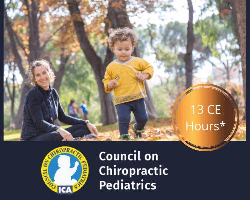 Pediatrics 201: Supplementary Chiropractic Pediatrics Distance Learning
