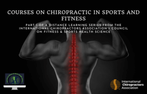 Fitness Distance Learning: Courses on Chiropractic Sports & Fitness