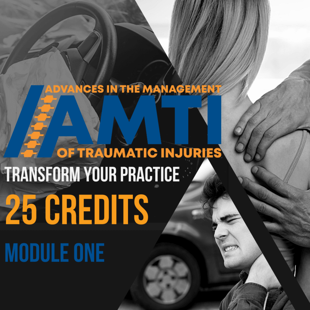Advances in the Management of Traumatic Injuries