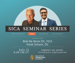 SICA Seminar Series: the Art of Chiropractic
