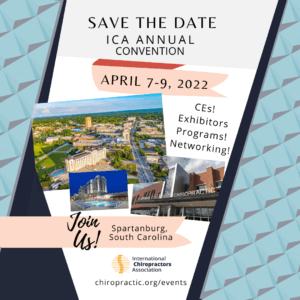 2022 ICA Convention – Save the Date